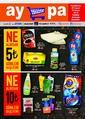 Aypa Market 01 - 10 Kasım 2019 Kampanya Broşürü! Sayfa 1