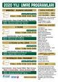 Acve Turizm 10 Aralık 2019 - 30 Ocak 2020 Yarıyıl Umre Programı Sayfa 2