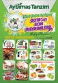 Aybimaş Tanzim 20 Aralık 2019 - 01 Ocak 2020 Kampanya Broşürü! Sayfa 1