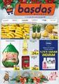 Başdaş Market 27 - 31 Aralık 2019 Kampanya Broşürü! Sayfa 1