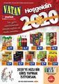 Vatan Market 20 Aralık 2019 - 02 Ocak 2020 Kampanya Broşürü! Sayfa 1