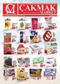 Çakmak Market 15 - 22 Aralık 2019 Kampanya Broşürü! Sayfa 1