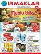 Irmaklar Market 26 - 31 Aralık 2019 Kampanya Broşürü! Sayfa 1