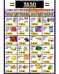 Taso Market 07 - 08 Aralık 2019 Kampanya Broşürü! Sayfa 1