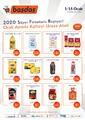 Başdaş Market 01 - 15 Ocak 2020 Kampanya Broşürü! Sayfa 2