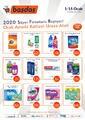 Başdaş Market 01 - 15 Ocak 2020 Kampanya Broşürü! Sayfa 1