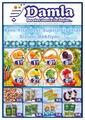 Damla Market Gaziantep 23 Aralık 2019 - 05 Ocak 2020 Kampanya Broşürü! Sayfa 1