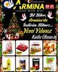 Armina Market 25 - 31 Aralık 2019 Kampanya Broşürü! Sayfa 1
