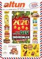 Altun Market 21 Aralık 2019 - 01 Ocak 2020 Kampanya Broşürü! Sayfa 1