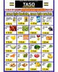 Taso Market 18 Aralık 2019 Kampanya Broşürü! Sayfa 1