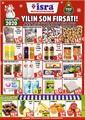 İsra Market 26 Aralık 2019 - 05 Ocak 2020 Kampanya Broşürü! Sayfa 1