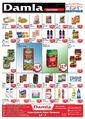 Ankara Damla Süpermarket 27 Aralık 2019 - 05 Ocak 2020 Kampanya Broşürü! Sayfa 1