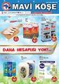 Mavi Köşe Market 18 - 22 Aralık 2019 Kampanya Broşürü! Sayfa 1