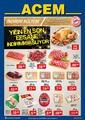 Acem Market 27 - 31 Aralık 2019 Kampanya Broşürü! Sayfa 1