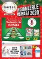 Kartal Market 17 - 31 Aralık 2019 Kampanya Broşürü! Sayfa 1