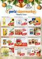 Perla Süpermarket 21 - 31 Aralık 2019 Kampanya Broşürü! Sayfa 1