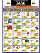 Taso Market 11 Aralık 2019 Çarşı, Kavaklı ve İhsaniye Mağazasına Özel Kampanya Broşürü! Sayfa 1