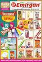 Emirgan Market 10 Aralık 2019 Kampanya Broşürü! Sayfa 1
