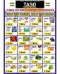 Taso Market 13 Aralık 2019 Kampanya Broşürü! Sayfa 1