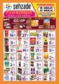 Şehzade Market 18 - 31 Aralık 2019 Kampanya Broşürü! Sayfa 1