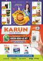 Karun Gross Market 09 - 31 Aralık 2019 Kampanya Broşürü! Sayfa 1