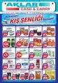 Aklar Toptan Market 20 - 31 Ocak 2020 Kampanya Broşürü! Sayfa 1