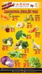 Karun Gross Market 29 - 30 Ocak 2020 Halk Günü Kampanya Broşürü! Sayfa 1