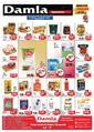 Ankara Damla Süpermarket  17 - 26 Ocak 2020 Kampanya Broşürü! Sayfa 1