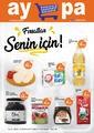 Aypa Market 17 - 19 Ocak 2020 Kampanya Broşürü! Sayfa 1