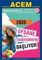 Acem Market 01 - 15 Ocak 2020 Kampanya Broşürü! Sayfa 1