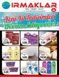 Irmaklar Market 14 - 19 Ocak 2020 Kampanya Broşürü! Sayfa 1