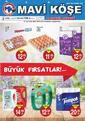 Mavi Köşe Market 18 - 24 Ocak 2020 Kampanya Broşürü! Sayfa 1