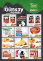 Günkay Market 09 - 12 Ocak 2020 Kampanya Broşürü! Sayfa 1 Önizlemesi