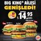Burger King Ocak-Şubat 2020 Kampanya Menüsü  Big King Ailesi Genişledi  Sayfa 1