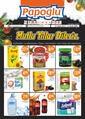 Papoğlu Market 27 Aralık 2019 - 13 Ocak 2020 Kampanya Broşürü! Sayfa 1