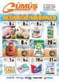 Gümüş Ekomar Market 29 Ocak - 04 Şubat 2020 Kampanya Broşürü! Sayfa 1