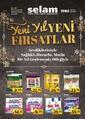 Selam Market 03 - 16 Ocak 2020 Kampanya Broşürü! Sayfa 1