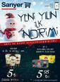 Sarıyer Market 03 - 22 Ocak 2020 Kampanya Broşürü! Sayfa 1 Önizlemesi