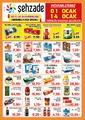 Şehzade Market 01 - 14 Ocak 2020 Kampanya Broşürü! Sayfa 1