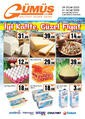 Gümüş Ekomar Market 09 - 21 Ocak 2020 Kampanya Broşürü! Sayfa 1