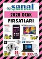 Özşanal Ocak 2020 Kampanya Broşürü! Sayfa 1