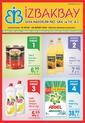 İzbakbay 28 Ocak - 08 Şubat 2020 Kampanya Broşürü! Sayfa 1