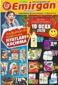 Emirgan Market 10 Ocak 2020 Kampanya Broşürü! Sayfa 1