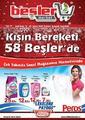 Beşler Market 12 - 29 Şubat 2020 Kampanya Broşürü! Sayfa 1 Önizlemesi