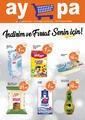 Aypa Market 03 - 05 Şubat 2020 Kampanya Broşürü! Sayfa 1