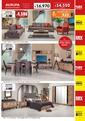 Modalife Mobilya 22 - 26 Şubat 2020 Kampanya Broşürü! Sayfa 13 Önizlemesi