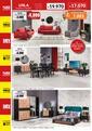Modalife Mobilya 22 - 26 Şubat 2020 Kampanya Broşürü! Sayfa 14 Önizlemesi