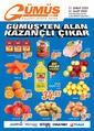 Gümüş Ekomar Market 21 Şubat - 01 Mart 2020 Kampanya Broşürü! Sayfa 1