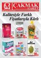 Çakmak Market 23 Şubat - 08 Mart 2020 Kampanya Broşürü! Sayfa 1