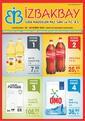 İzbakbay 20 - 28 Şubat 2020 Kampanya Broşürü! Sayfa 1